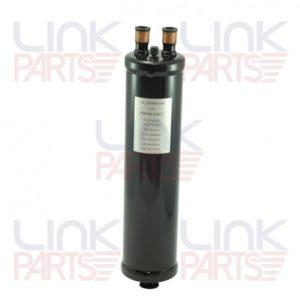 Separador de aceite para refrigeración