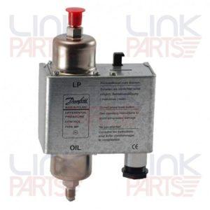 control de presión de aceite