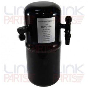Receptor de líquido refrigerante